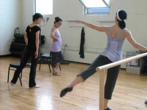 Adult Ballet S13