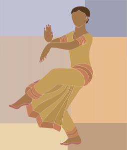 Indian dancing - bollywood