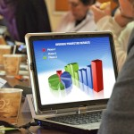 laptop and business growth