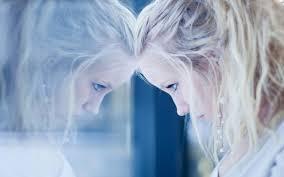 woman-reflection